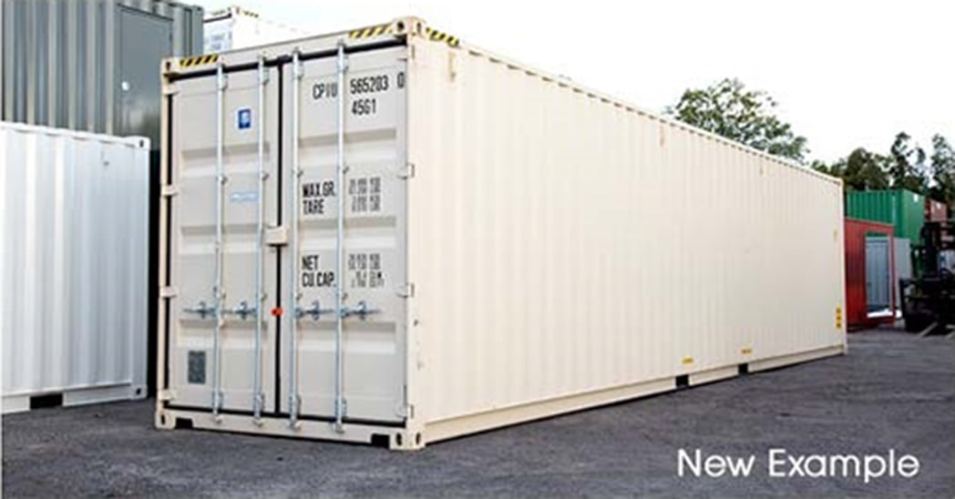 Container rentals in Melbourne