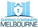 Shipping Containers Melbourne Logo
