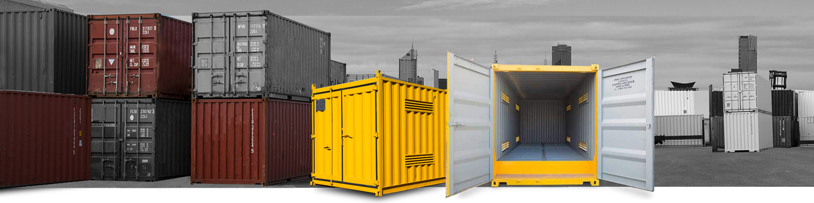 Which shipping container should I get