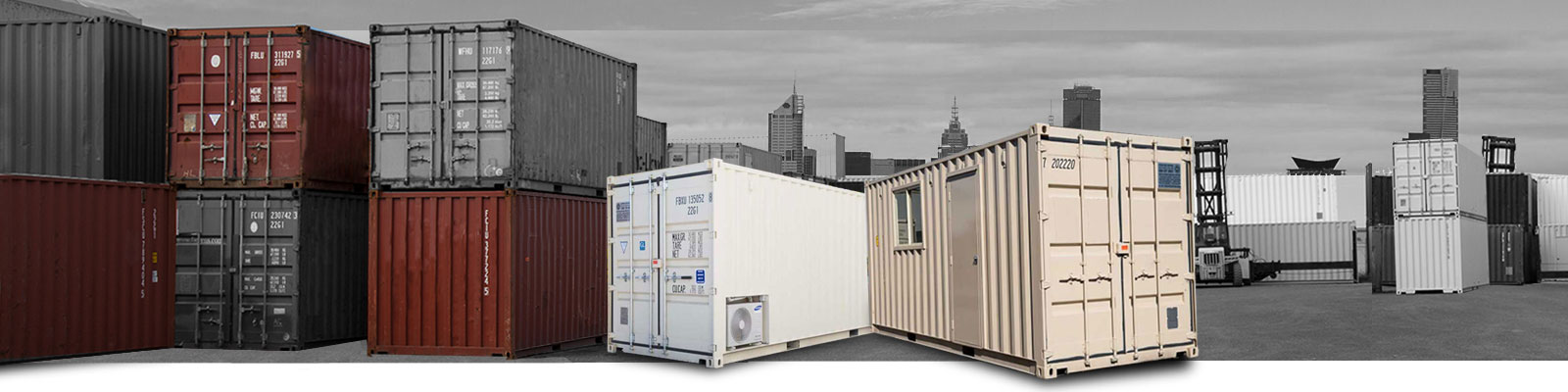 buy shipping containers Melbourne